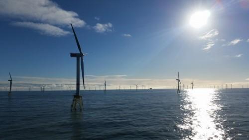 Innogy neemt investeringsbeslissing voor de bouw van offshore windpark Kaskasi
