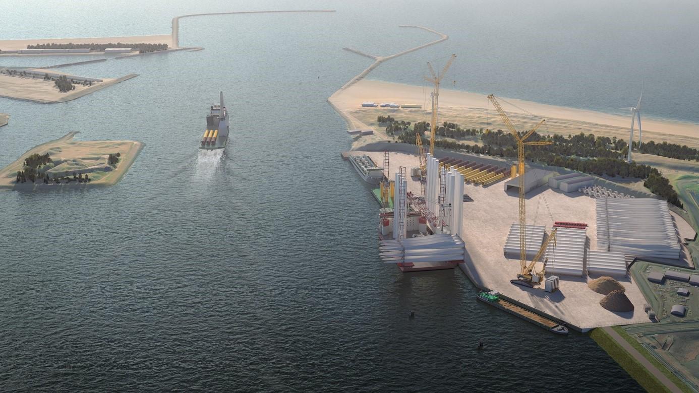 Overheid en bedrijfsleven tekenen convenant voor Energiehaven nabij IJmuiden