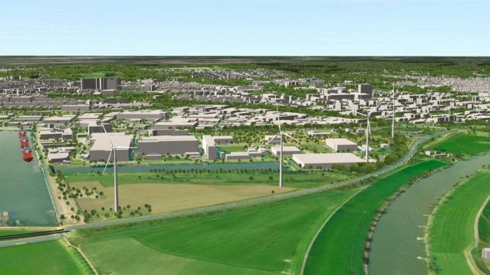 Windpark Koningspleij kan doorgaan