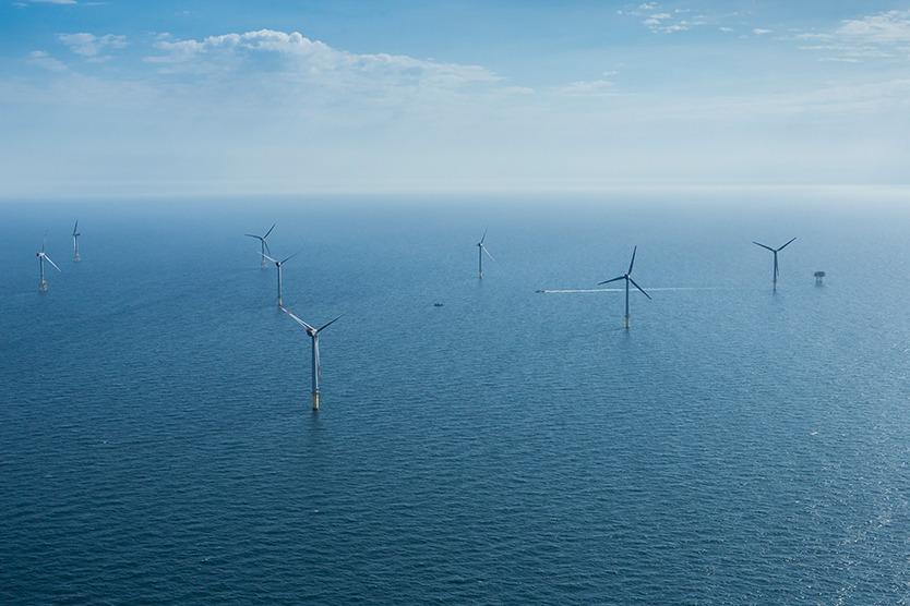 Duitsland verhoogt offshore wind doel van 15 naar 20 GW in 2030