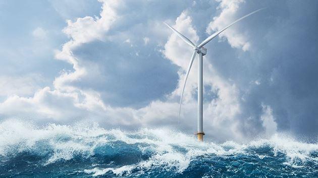 Siemens Gamesa lanceert 14 MW Direct Drive offshore windturbine