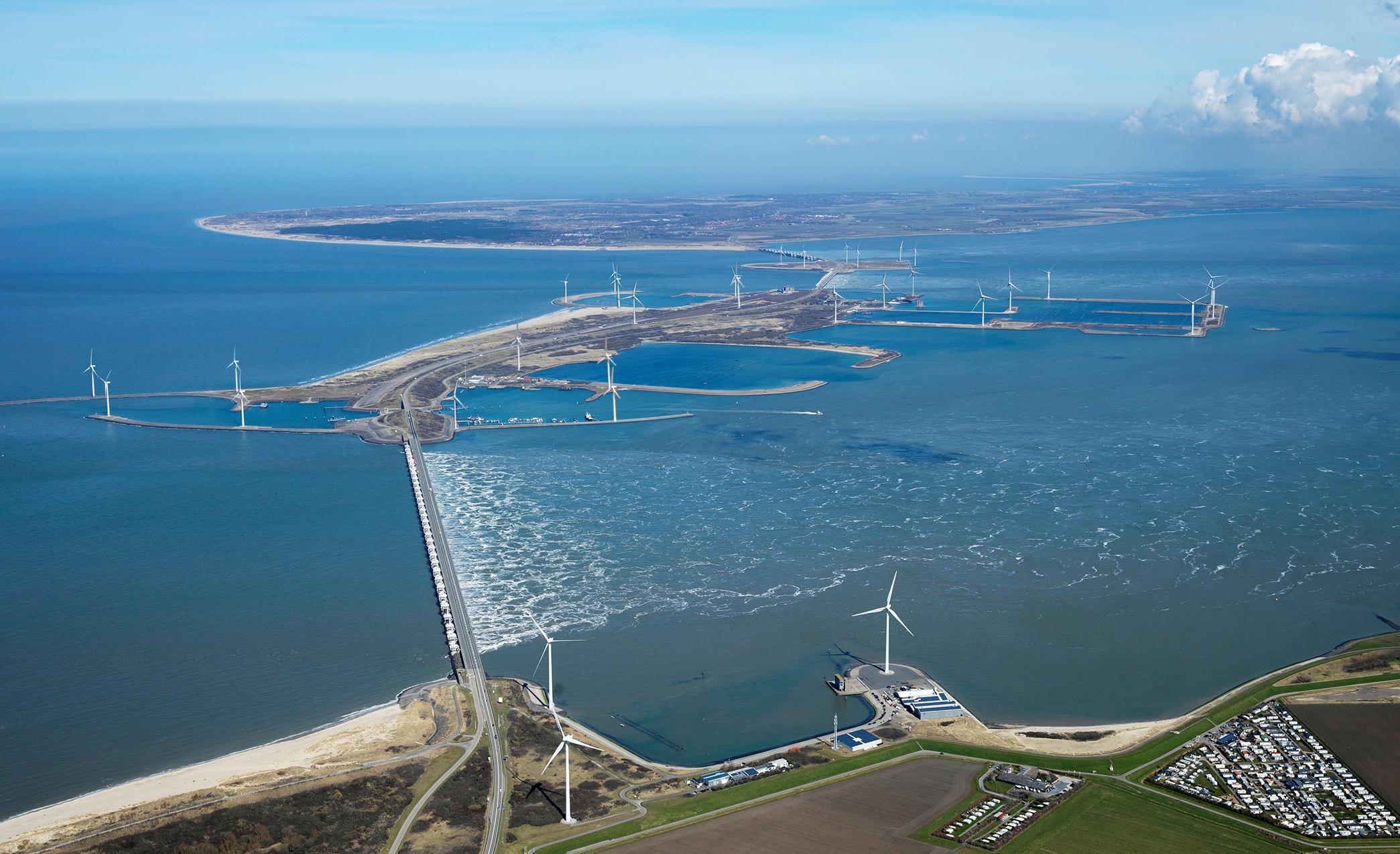 Vestas levert 11 turbines voor Optimalisatie Windparken Oosterscheldekering
