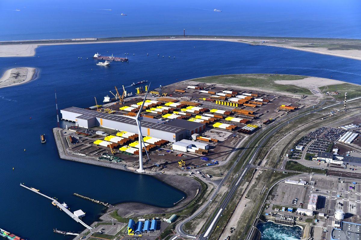 Sif sluit contract met Siemens voor marshalling activiteiten op Maasvlakte 2
