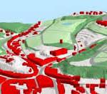 Kadaster introduceert 3D-kaart met windturbines