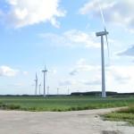 Kans windmolenpark Reusel klein