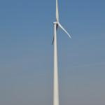 Lagerweij plaatst hoogste windturbine in Nederland