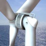 Overproductie wind droogpompen in bassins