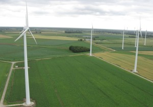 EWT 900kW turbines in Anna Maria Polder Netherlands.web