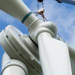 EWT installeert 50e windturbine in Groot-Brittannie