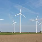 """EWT levert 6 DW52-900KW windturbines """"de Wieringermeer'"""