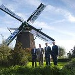 Groen licht voor start bouw windturbines Heineken