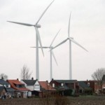 Inwoners Den Bommel protesteren tegen windmolens