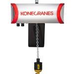 KoneCranes lanceert SLX elektrische kettingtakels