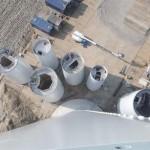 Lagerwey wint eerste order L100-2,5 MW met modulaire stalen toren