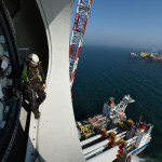 Senvion installeert 111-ste offshore windturbine