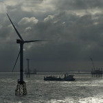 Ems Maritiem Offshore helpt offshore windpark Nordsee One