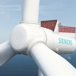 Topjaar Siemens door offshore windparken