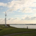 Windmolens landtong Rozenburg (Zuid-Holland) worden vernieuwd en uitgebreid