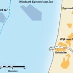 Tweede Kamer loopt langs strand ivm komende windparken