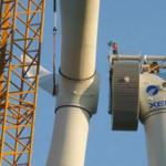 XEMC Darwind ontwikkelt 4 MW windturbine