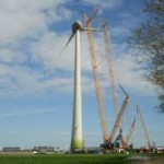Windturbine testpark Wieringermeer groot succes