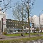 Amstelveen gaat kleine windmolens plaatsen op kantoorgebouw