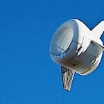 Vliegende windmolen brengt wifi