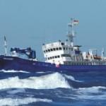 Duits schip voor offshore windparken in nood
