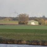 Windturbine Ooltgenplaat in brand