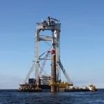 Offshore Kraanschip 'de Svanen' te zien op Wereldhavendagen R'dam