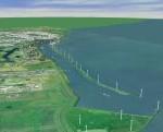 Omwonenden Windpark Delfzijl-Zuid eisen schadevergoeding
