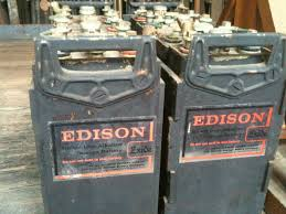 edison batterij