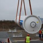Waterstof uit windenergie