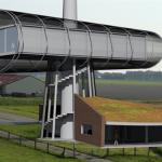 Geen financiering voor expocenter windpark Noordoostpolder
