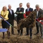 Google bouwt datacenter Eemshaven vanwege windenergie