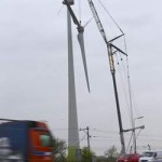3 windmolens voor Gorinchem