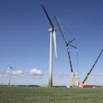 Windpark de Hondtocht geopend