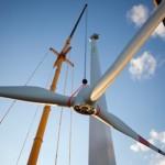 Blik op de toekomst windpark Houten