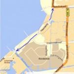 Houtribdijk Lelystad in beeld