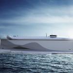 Vrachtschip 'voortgedreven' door windenergie