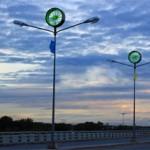 Lantaarnpaal levert windenergie?