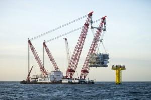 luchterduinen windpark offshore