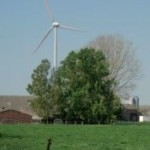 Drentse tuiners willen windpark