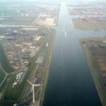 Onderzoek windmolens langs Noordzeekanaal
