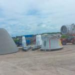 Geen onderzoek naar afbreken rotorblad windpark NOP