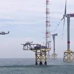 Windparken op zee biedt werkgelegenheid