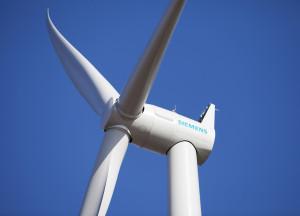 Getriebelose Siemens-Windturbine der 3-Megawatt-Klasse / Siemens direct drive wind turbine in 3 MW-class