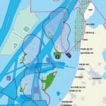 Nieuwe scheepvaartroutes Noordzee door windturbines