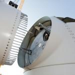 Windturbine met langste rotorbladen ter wereld in testbedrijf
