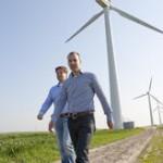 Spaanse versie windturbine onderhoudsmarkt